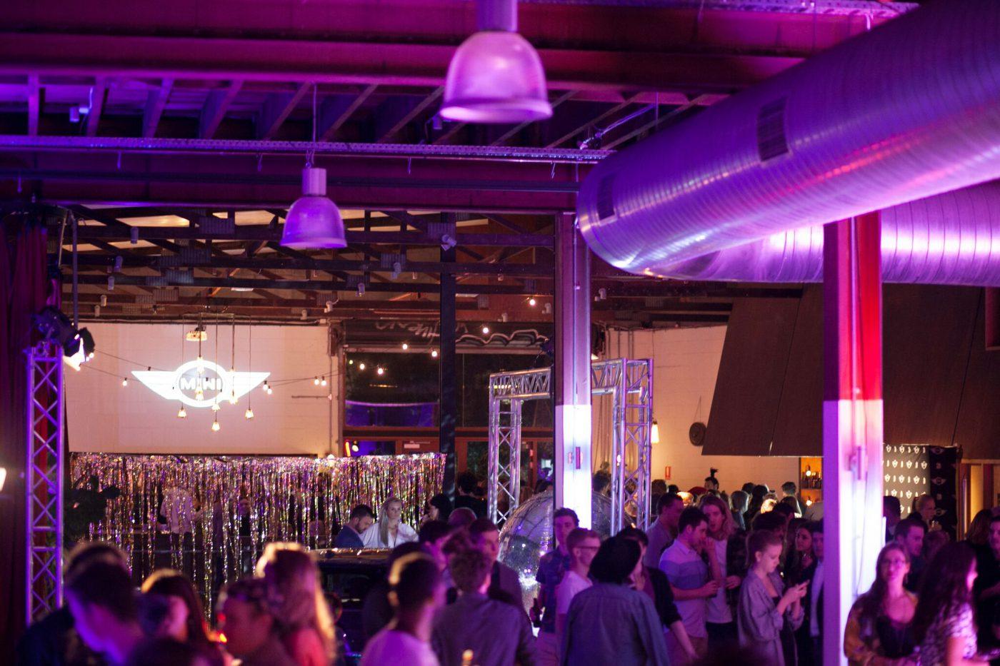 Photography Events Brisbane Perth London Netherlands Nederland Events Lightspace Warehouse Industrial