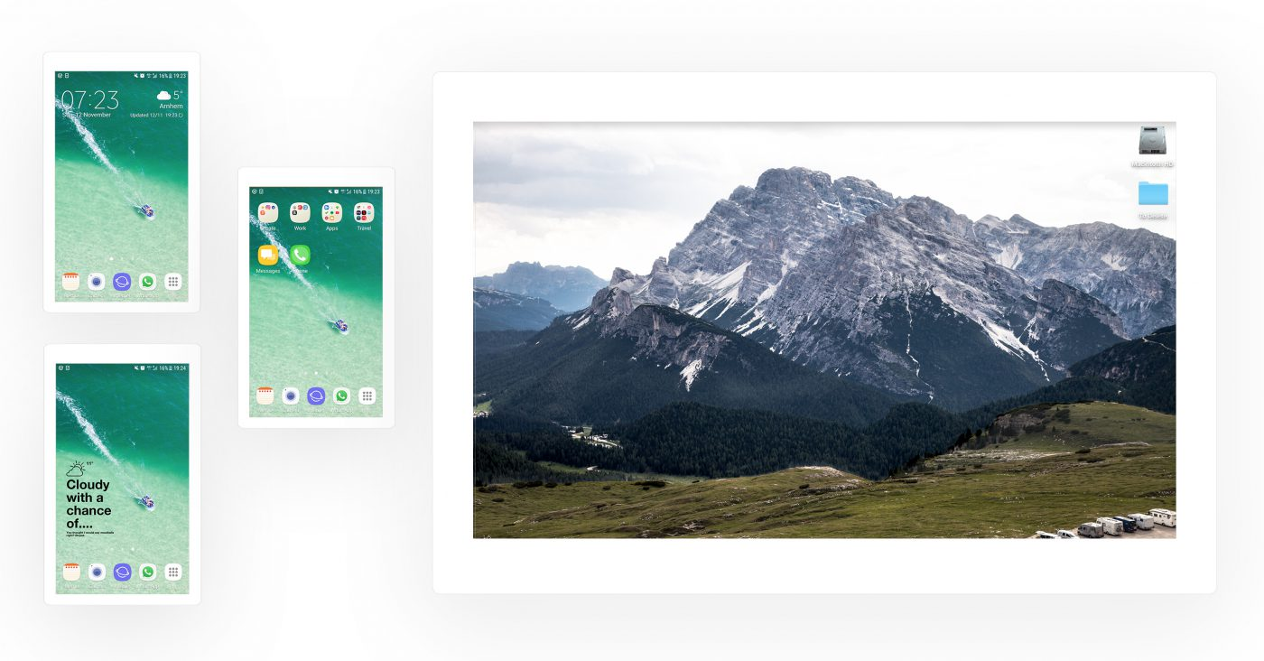 Digital Clutter Declutter Phone Screens Desktop Screenshots Downloads Minimalism Identity Division Lis Dingjan