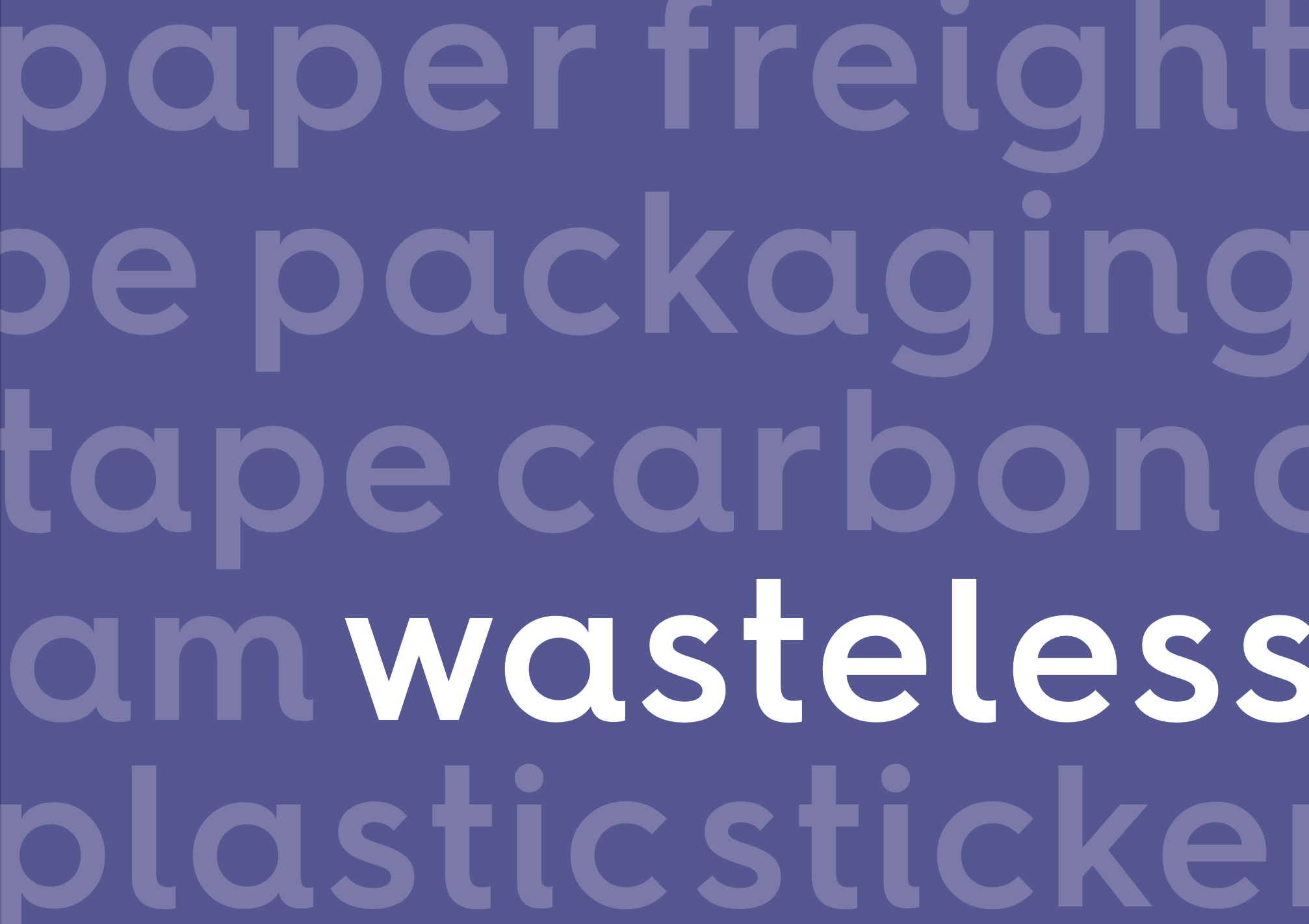 Wasteless eco packaging brand Australia design development Brisbane Melbourne Perth Lis Lisande Dingjan Paper Biodegradable Compostable Packaging