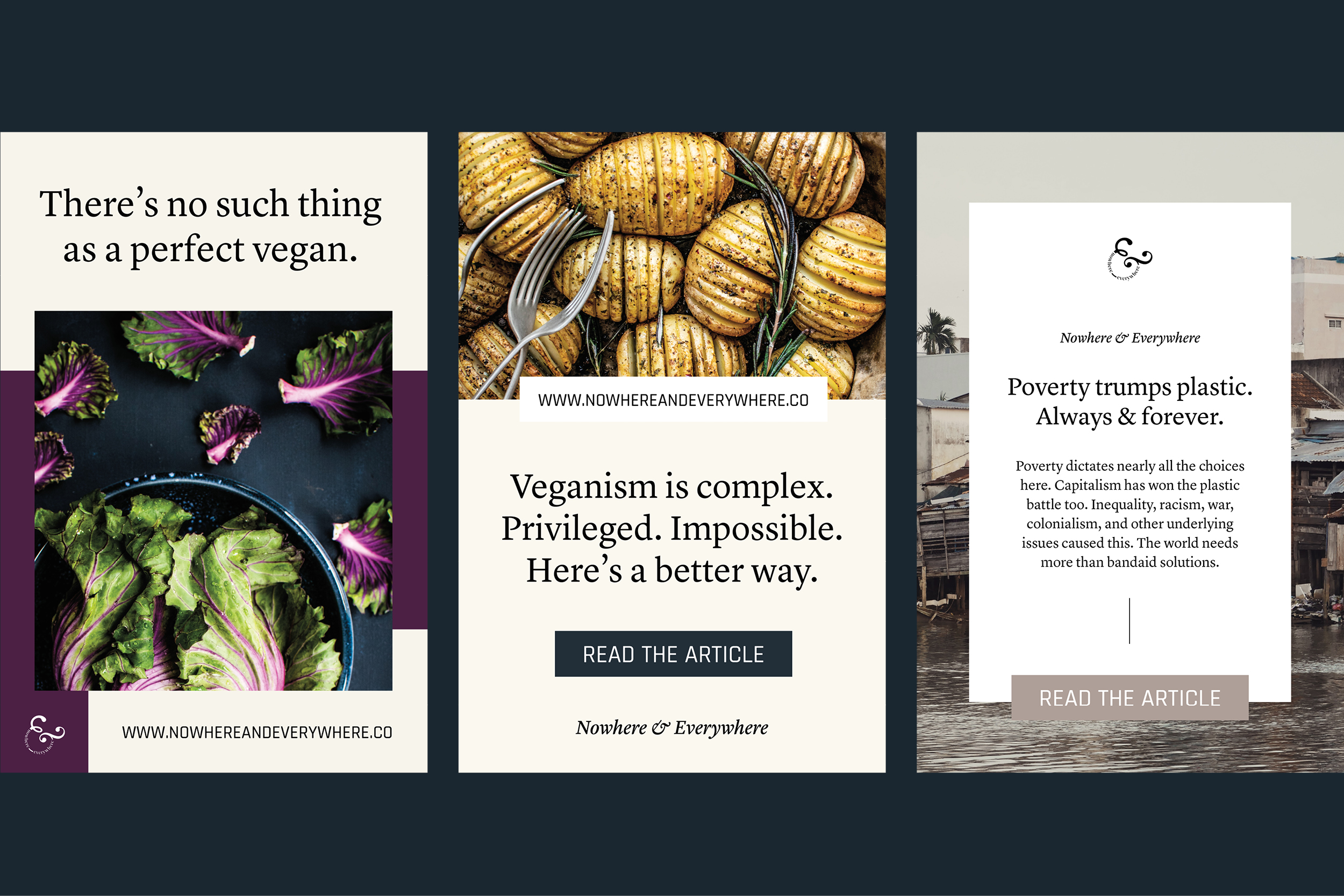 Social Media content creation strategy templates Pinterest - Identity Division Design Studio