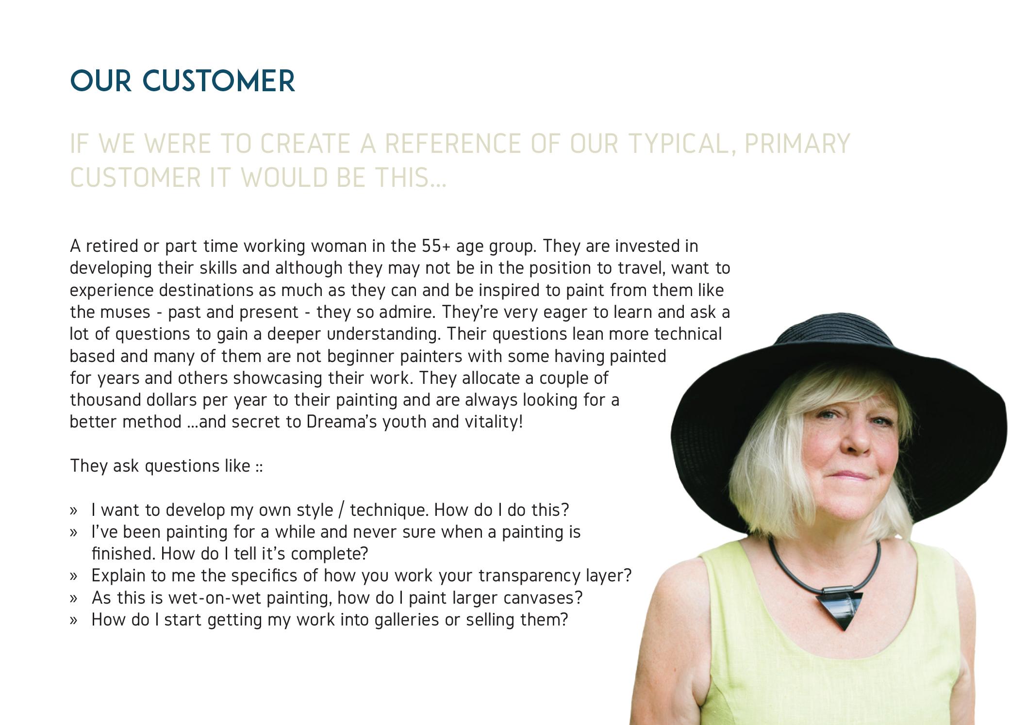 Identity Division - Voice of Customer - User Persona Development